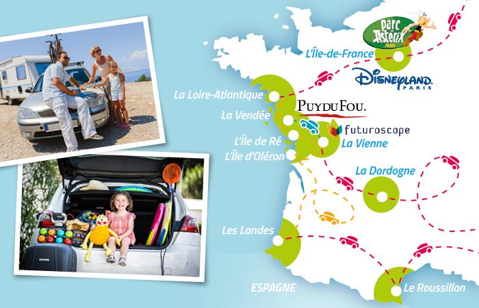 Ontdek Verschillende Streken Van Frankrijk Olela Uw Vakantie Op Maat
