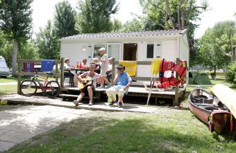 Mobil-home Riviera camping Beau Rivage